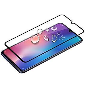 Недорогие Защитные плёнки для экрана-Защитная плёнка для экрана для XIAOMI Xiaomi Redmi Note 7 / Xiaomi Mi 9 Закаленное стекло 1 ед. Защитная пленка на всё устройство Уровень защиты 9H / Ультратонкий / 5D Touch Compatible