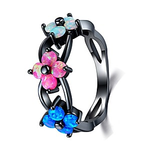 billige Smykker & Ure-Dame Ring Moderinge Smykker Regnbue Til Gave Daglig