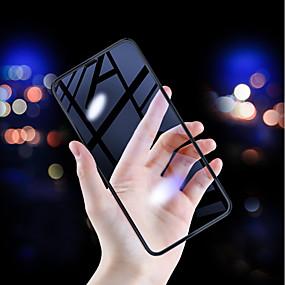 billiga Dagliga erbjudanden-Skärmskydd för Apple iPhone XS / iPhone XR / iPhone XS Max Härdat Glas 1 st Displayskydd framsida Reptålig / Anti-fingeravtryck / 5D Touch Compatible