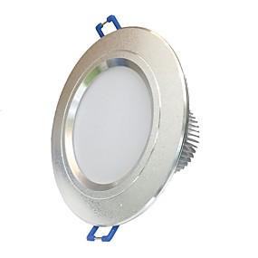billige Downlights-YouOKLight 1set 5 W 400 lm 10 LED Perler Forsænket LED nedlys Varm hvid 85-265 V Hjem / kontor