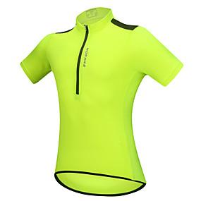 billige Til Bilen & Motorcyklen-WOSAWE Motorcykel tøj Korte ærmer for Alle Polyester Sommer Reflekser / Åndbart / Slankt design
