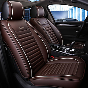 cheap Car Seat Covers-Car Seat Cushions Seat Cushions Beige / Coffee / Black / Red PU Leather / Artificial Leather Business / Common For universal All years General Motors