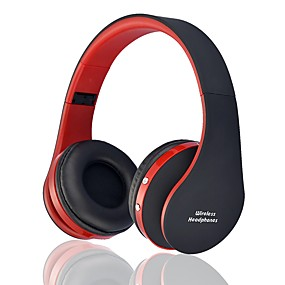 cheap Daily Deals-LITBest BT-82 Over-ear Headphone Wireless Travel & Entertainment Bluetooth 4.2 with Microphone