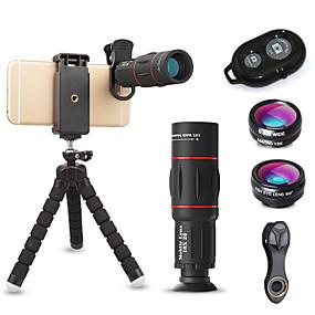 889d01e5ae2352 cheap Cell Phone Lens-Mobile Phone Lens Fish-Eye Lens / Long Focal Lens