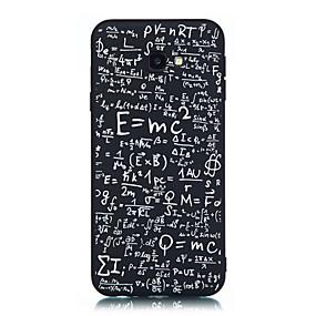 voordelige Galaxy J3(2017) Hoesjes / covers-hoesje Voor Samsung Galaxy J7 Prime / J7 (2017) / J5 Prime Mat / Patroon Achterkant Geometrisch patroon Zacht TPU