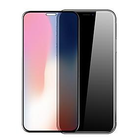 זול Apple-Beiyo מגן מסך ל Apple iPhone XS / iPhone XR / iPhone XS Max זכוכית מחוסמת יחידה 1 מגן מסך קדמי / מגן מסך מלא (HD) ניגודיות גבוהה / קשיחות 9H / אולטרה דק