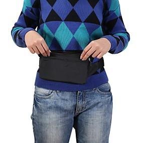 halpa iPhone kotelot-Etui Käyttötarkoitus Blackberry / Apple / Samsung Galaxy Universaali Korttikotelo Vyölaukut Yhtenäinen Pehmeä Nylon varten Universaali