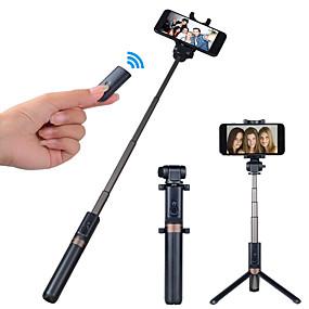 economico Accessori per Samsung-APEXEL Asta per selfie Bluetooth Allungabile Lunghezza massima 68 cm Per Universale Android / iOS Universali
