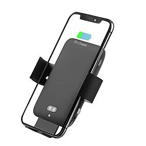 povoljno iPhone XS Max-Bežični auto punjači USB punjač USB Bežični punjač 1.5 A / 1.2 A DC 9V / DC 5V za Univerzális