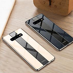 povoljno Kupuj prema modelu telefona-Kućište telefona za samsung galaxy s10 plus s10e s10 zaštitno presvlačenje pc zrcalo tvrdi zadnji poklopac za samsung galaxy s9 plus s9 s8 plus s8 tpu edge case