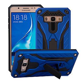 voordelige Galaxy J3(2017) Hoesjes / covers-hoesje voor Samsung Galaxy J8 (2018) / J7 (2017) / J5 Prime schokbestendige achterkant Armor TPU