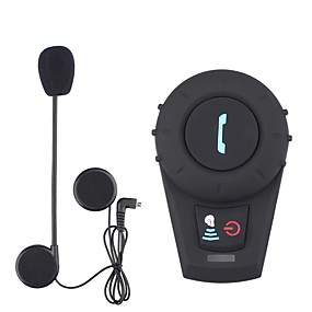 billige Hovedtelefoner Til Hjelme-motorcykel hjelm bluetooth intercom hjelm bluetooth headset bt interphone fm radio