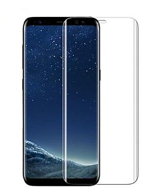 cheap Screen Protectors for Samsung-Screen Protector for Samsung Galaxy S8 Tempered Glass 1 pc Front Screen Protector High Definition (HD) / 9H Hardness / Explosion Proof