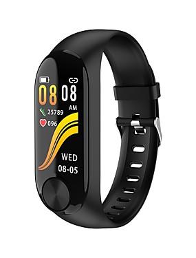 Χαμηλού Κόστους Καθημερινές προσφορές-Indear Y10 Έξυπνο βραχιόλι Android iOS Bluetooth Smart Αθλητικά Αδιάβροχη Συσκευή Παρακολούθησης Καρδιακού Παλμού / Μέτρησης Πίεσης Αίματος / Οθόνη Αφής / Θερμίδες που Κάηκαν / Βηματόμετρο