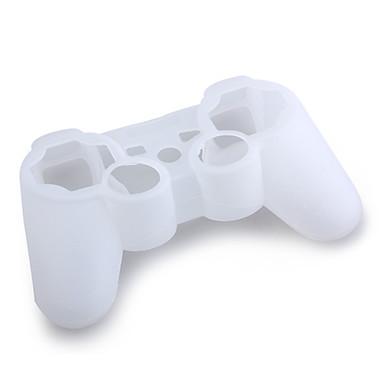 beskyttende silikon tilfellet for PS3-kontrolleren (hvit)