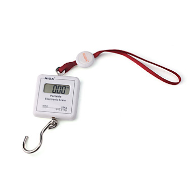 Portable Electronic luggage Scale,1*CR2032 Battery(Included)