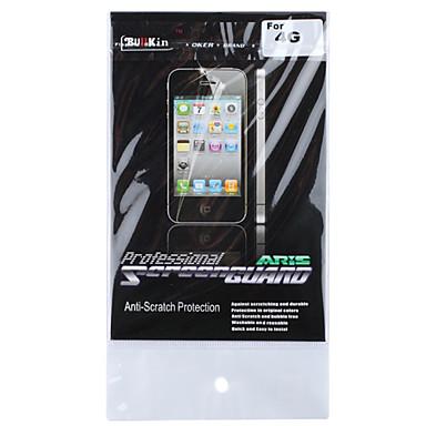 kristallklara LCD-skärmskydd för iPhone 4G