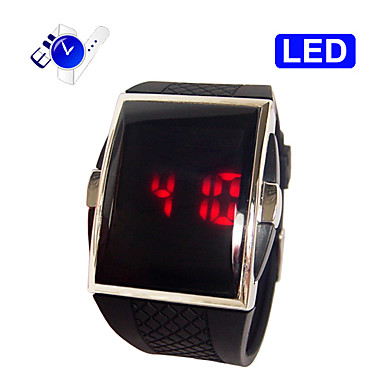 Classical Design Big Number Display LED Watch
