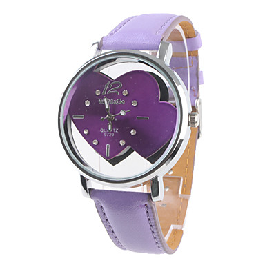 Women's and Girl's Analog Quartz Wrist Watches (Purple)  Cool Watches Unique Watches