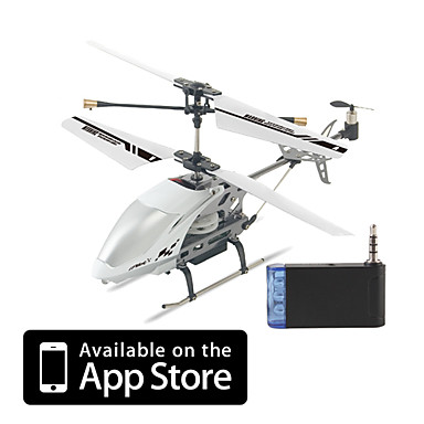 3 kanals helikopter med gyro ipilot 6026i styres av iphone / iPad / iPod iTouch