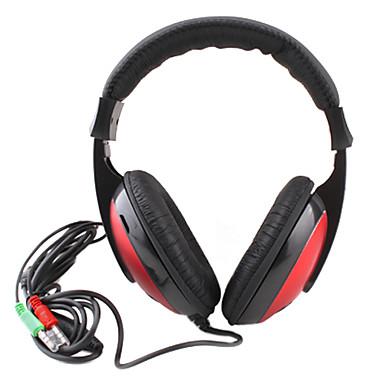 Super Bass Headphones (Red)