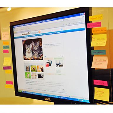 bilgisayar ekranı için şirin ileti mesaj panosu ofis için yapışkan notlar