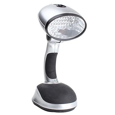 30-ledede dæmpbar naturligt hvidt lys bordlampe