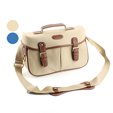 Retro Style Camera and Camcorder Bag (Small Size)