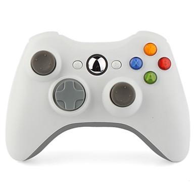 Wireless Controller for Xbox 360 (Retail Box, White)