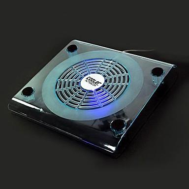 Refrigerador de Laptop con Ventilador Sobredimensionado