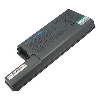 9-cellers batteri for Dell Latitude D820 D830