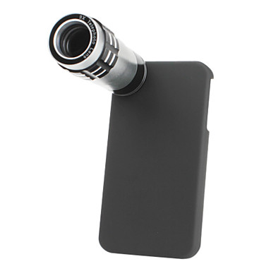 9x wątek teleobiektyw z tyłu obudowy i statyw dla iPhone 4 i 4S