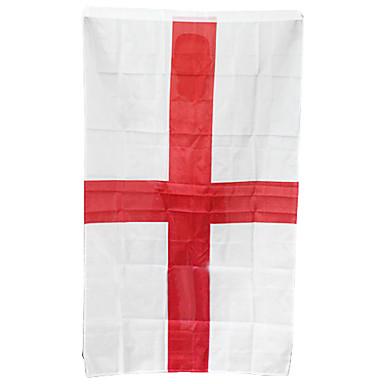 تيريليني إنجلترا العلم الوطني.