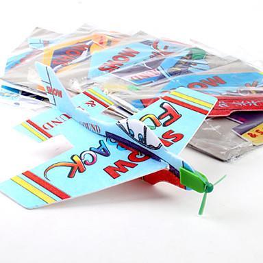 diy schiuma aerei giocattolo (colori casuali)