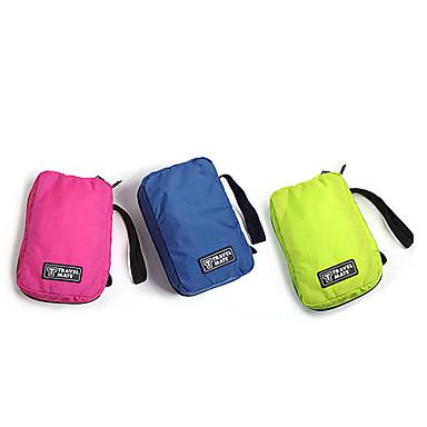 Reisetasche Reisekosmetiktasche Kosmetik Tasche Reisekoffersystem Tragbar Kulturtasche für Kleider Nylon / Reise