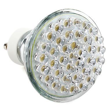 GU10 W 38 Dip LED 190 LM Warm White MR16 Spot Lights AC 220-240 V