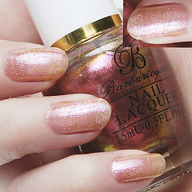 Gel UV para esmalte de uñas 0.015L 3pcs Regular Empapa de Larga Duración Regular