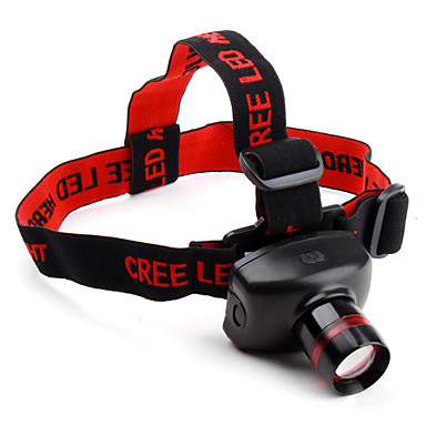 Headlamps Headlight LED 480 lm 3 Mode Cree XR-E Q5 Zoomable Adjustable Focus Small Size Super Light Compact Size Cycling/Bike