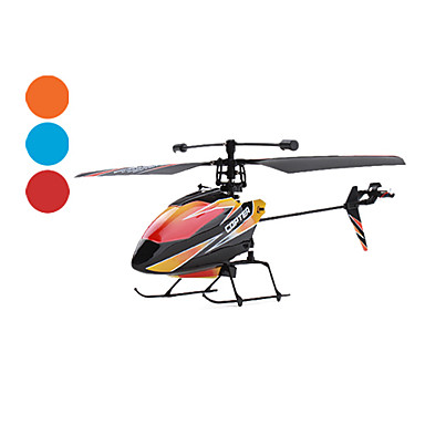New WLtoys V911 4 Channel 2.4GHz Single Propeller Helicopter with Gyroscope (Single)