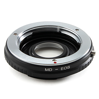 MD-EOS MD Lens to Canon EOS Camera Mount Adapter with Chips