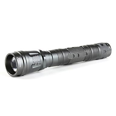 petit soleil zy-A25 3 modes Cree XR-E Q5 LED Flashlight (180LM, 2xCR123A)