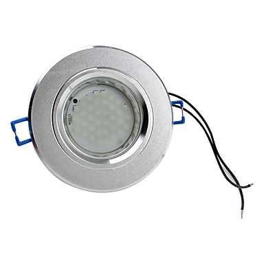 W 36 SMD 3528 240 LM Natural White Recessed Retrofit Recessed Lights/Ceiling Lights AC 220-240 V