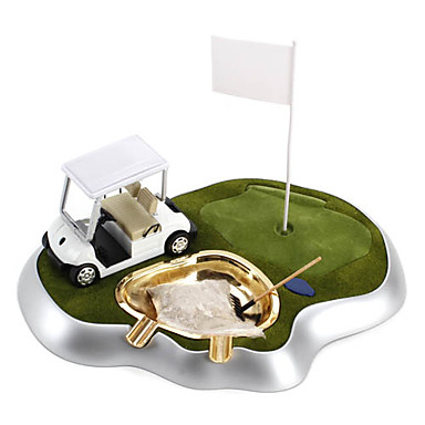 multi-funcional de estilo de golf de regalo juego de fumar