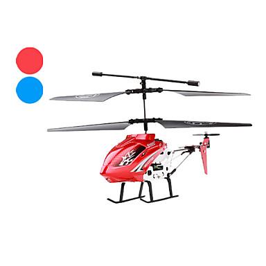 S04-1 2-kanálové infračervené dálkové ovládání vrtulníku se světlem
