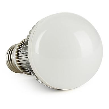 6000 lm E26/E27 LED Küre Ampuller A60(A19) 6 led Doğal Beyaz