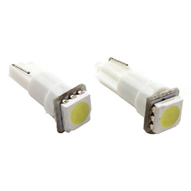 t5 1 * 5050 smd beyaz bir araba sinyal ışık led