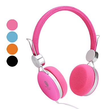 basso stereo musiikkia kuulokkeet (valikoituja värejä)