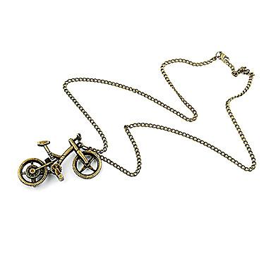 Fashion Retro cykel halskæde
