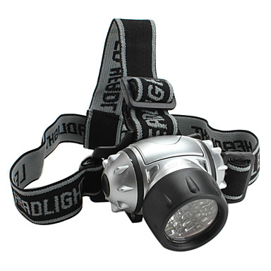 21-LED 4-Mode Headlamp (3xAAA)