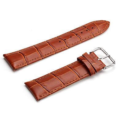 Erkek Kadın Saat Kordonları Deri #(0.014) #(0.2) Saat Aksesuarları